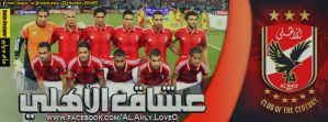 Ahly Lovers by mido0oafellay