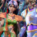 Alex and Nastajia 3D Test... by ssava