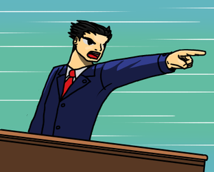 Objection! by ppowersteef