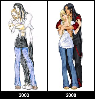 Evolution 2000-2008 by Noiry