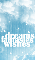 dreams, fantasies and wishes by alekSparx