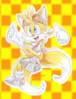 Tails boom by Kime-Cupcake