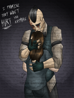 GIFT They Won't Hurt You Anymore GIFT by I3-byUsagi