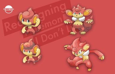Redesigning Pokemon I don't Like Ep 5 by rey-menn
