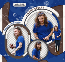 PACK PNG 526| HARRY STYLES by MAGIC-PNGS