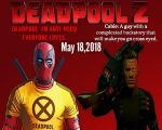 Deadpool 2 comic styled movie poster 4 by TheGreatDevin