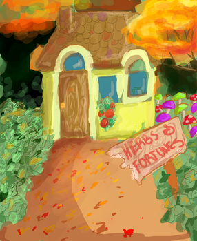 Herbs and Fortunes by AuclarySin0220