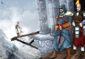 Assassins Creed Revelations by eduardosecolin