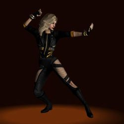 Black Canary (Injustice 2) by MsLiang