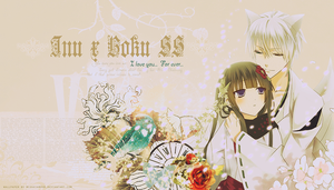Inu x Boku SS Wallpaper Ver.1 by MisakiAmour