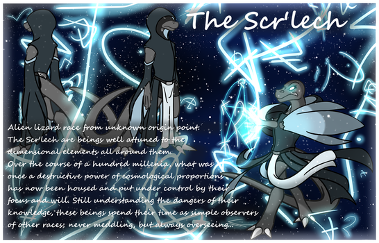 Scr'lech (updated) by X231