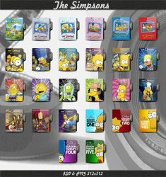 The Simpsons by lewamora4ok