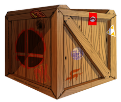 Smash Crate by FirebornForm