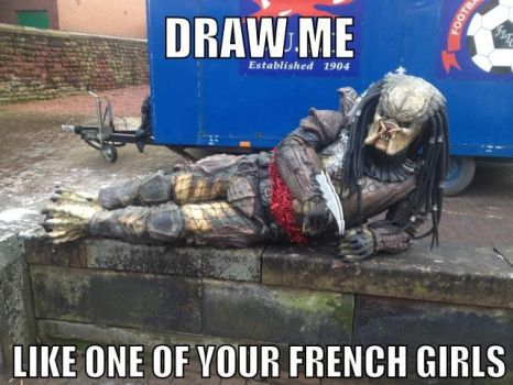 Draw me like one of your french girls by PedroTpredator