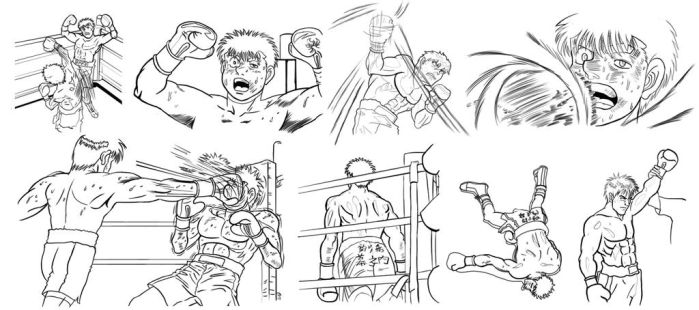 What if Okita beat Ippo? by SwayzeOne