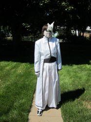My whole Ulquiorra Cosplay by GNGTNT105