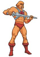 He-Man by johnthorndayle