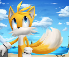 Tails by Tri-shield
