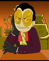 Superjail: It`s been a long day by 5catsonebowl