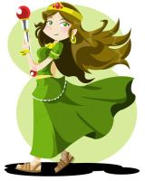 Bible Gals:Esther by pawmarks
