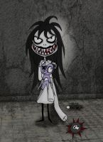 The Toddler by Little-Horrorz