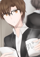 Jaehee by TrainerAshandRed35