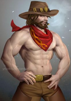 McCree by ynorka