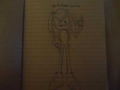 Sonic da frikin' hedgehog by AnOrdinarySonicFan