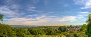 View over Wackernheim by megadantron