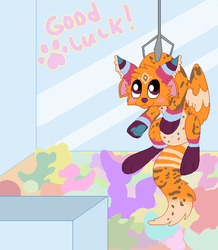 Finished YCH: Wedges by Funny-arts