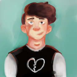 Quick boi painting thing by HootsTheOwls