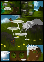 Claws Chapter 1 - An Unexpected Trip: pg 6 by Inky-Shade