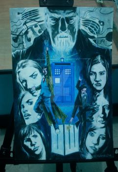 Doctor Who 50th Anniv tribute
