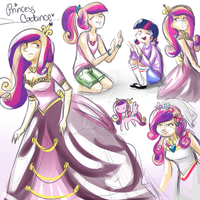 Cadence by CosmicPonye