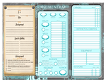 Numenera Sheet by Tensen01