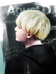 Agust D by Aycalla