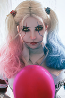 HarleyxPennywise 2 by ThePuddins