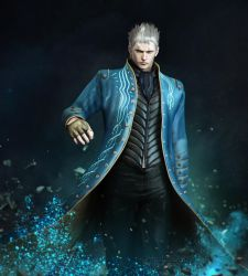 Vergil: Son of Sparda by AnubisDHL