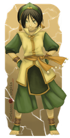 The Best Earthbender by CrimsonPumpkin