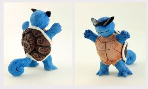 Squirtle by hontor