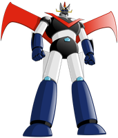 Great Mazinger by vectormz
