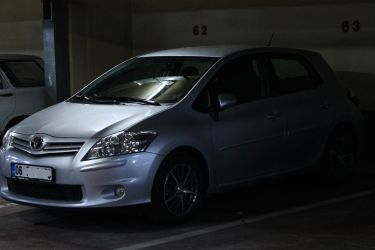 Toyota Auris by omeriquer