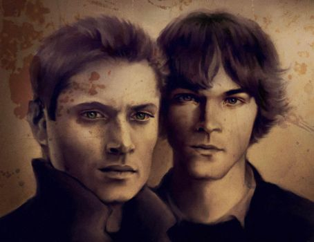 Winchesters by luluha