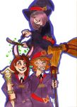 Little Witch Academia by Xxhot-mindsxX85