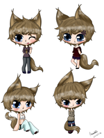 Chibi Rena (outfit) - oc by Renarde83