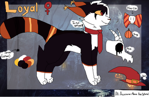 ((NEW)) Loyal Reference Sheet by Colossal-Fuckup