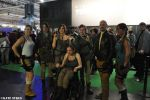 Tomb Raider Cosplayers - EGX 2015 by KateRSykes