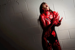 Carnage Cosplay 2 - 7 by GhostXS