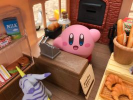 Kirby's Bakery by JessIzMe