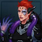 [OVERWATCH] Moira by MyFuckingGod